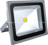 Couleur blanche 116 * 85mm AC165-265V 10W COB LED Flood Light
