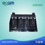 Gaveta manual do dinheiro da caixa do dinheiro do metal pequeno para o sistema da posição (ECD330C)