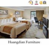 対のサイズのホテルの寝室セットの家具(HD220)