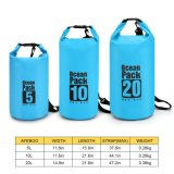 Outdoor Sports 500d PVC Waterproof Ocean Pack Dry Bag