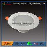 7W LEDは高品質及び安い価格とつく