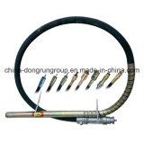 Китайский тип портативная вибромашина используемая для электрического Concretemachinery