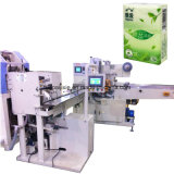 Machine de presse de tissu de mouchoir pour l'empaquetage de papier remplaçable