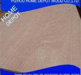 12mm Handelsfurnierholz mit vollem Pappel-Kern-Möbel-Grad