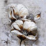 Главная Декоративные Абстрактный цветок масляной живописи