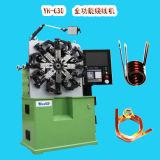 Máquina de enrollamiento multi automática de bobina de Bobbinless del eje del CNC de la alta calidad
