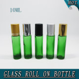 10ml Coluna Green Essential Oil Roll on Glass Bottle