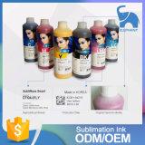 Inchiostro di sublimazione della Corea Inktec di colore di Vivd per la stampante di sublimazione