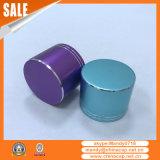 Bunte persönliche Sorgfalt-Lotion-Flaschen-Metallaluminium-Schutzkappe