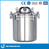 Esterilizador a vapor de pressão portátil - equipamento de autoclave portátil