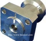Peças fazendo à máquina do CNC da dimensão da estabilidade do titânio excelente do OEM 5axis certamente