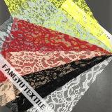 Ткань шнурка высокого качества Nylon для платья девушки
