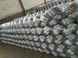 Galvanisierter Eisen-Draht 200mm