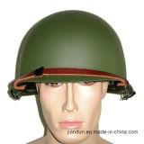 저희 안 Helmet/Ww2 M1 강철 헬멧 두 배 헬멧을%s 가진 M1 복사 헬멧