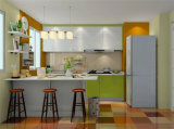 Горячая кухня просто конструкции сбывания 2 PAC для проекта