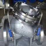 Multi Purpose multifuncional Bomba Válvula de control (GJ745X) con el piloto