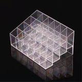 Enregistrer le présentoir acrylique pour le produit de beauté, boîte de présentation acrylique