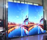 Pantalla de visualización a todo color delantera de LED del servicio P1.923 con el panel de fundición a presión a troquel 400X300m m