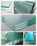 Vidrio de flotador 12m m claro del precio 2m m 3m m 4m m 5m m 6m m 8m m 10m m del vidrio de flotador