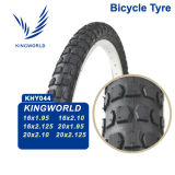 neumático del tubo de la bicicleta de 16X2.125 18X2.125