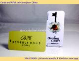 Carte clé de l'hôtel avec rayure magnétique Loco en PVC