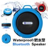 5W Subwoofer C6 옥외 운동 Splashproof Bluetooth 방수 스피커