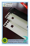 部品を押す塗るか、または陽極酸化の鋼鉄