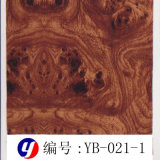 Yingcai 0.5m Overdracht die van het Water van het Ontwerp van de Breedte de Houten Hydrografische Film yb-016-3 afdrukt