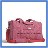 Sac chaud de course de week-end de vente, sac extérieur occasionnel de bagage, sac d'épaule pratique de chariot