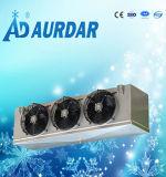 Enfriador de aire para evaporador sin agua para almacenamiento en frío