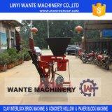 Manueller Lehm-Ziegelstein des heißen Verkaufs-Wt1-25, der Maschinen-Preis bildet