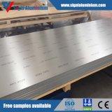 De warmgewalste Opgepoetste Plaat van het Aluminium/van het Aluminium (5052, 5083, 5086, 6061, 7075)