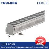 Langes helles entferntes helles im Freiengebäude-Licht der LED-Wand-Unterlegscheibe-100W hoch