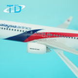 Malaysia-Luft 1/200 19.7cm Boeing B737-800 flaches Plastikmodell