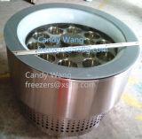 Italienische Eiscreme Gelato Einkommen-/Gelateria-Geräten-Maschinen