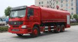 25000 [ل] [سنوتروك] [6إكس4] 25 أطنان ماء شاحنة [هيغقوليتي] ماء نار يتنازع شاحنة