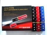 Il forte indicatore luminoso del rossetto Yt-1112 stordisce la torcia elettrica di Taser /Electric Shcok della pistola
