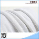 Навальное белое дешевое полотенце стороны