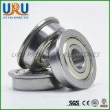 Rodamiento de bolitas ensanchado miniatura de la precisión (F605 F605ZZ F605-2RS)
