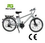 後部ハブモーター250W電気バイク