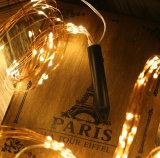 Cuivre vacances multi Direction LED Fil Starry Fée Lumière Décoration intérieure