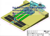 Ganzhou Fgs-15の振動の金の水門ボックス