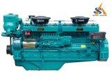 Motoren 3 van de Generatie van de macht Gebruikte Mariene Apparatuur Diesel van de Fase Stille Generator