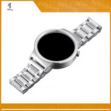 Faixa de relógio esperta da recolocação do pulso de Staps do metal do aço inoxidável para o relógio Hwmlmcs de Huawei