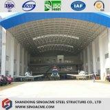 Hangar structural en acier d'air diplômée par installation rapide