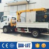 Grue mobile montée mini par camion de camion de la Chine à vendre