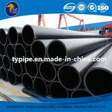 Encanamento plástico da água do HDPE do padrão de ISO