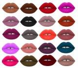 Lustre de 06 labios