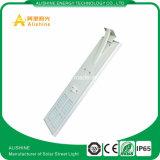 Réverbère Integrated du prix usine DEL 5W à 60W tout dans un boîtier solaire de lumière de jardin avec IP65