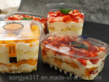Устранимая коробка торта Melaleuca плодоовощ
